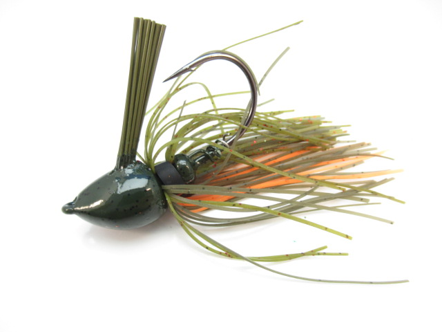 Hack Attack Fluoro Flipping Jig 3/4oz