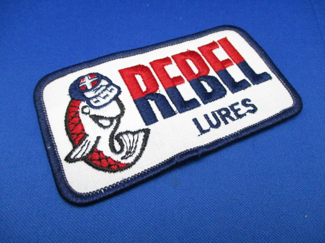 REBEL LURES ワッペン