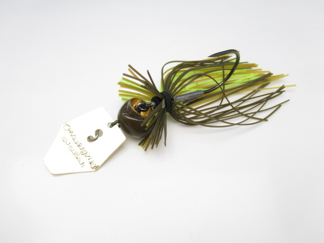 Chatterbait Freedom CFL Bladed Football Jig 3/8oz