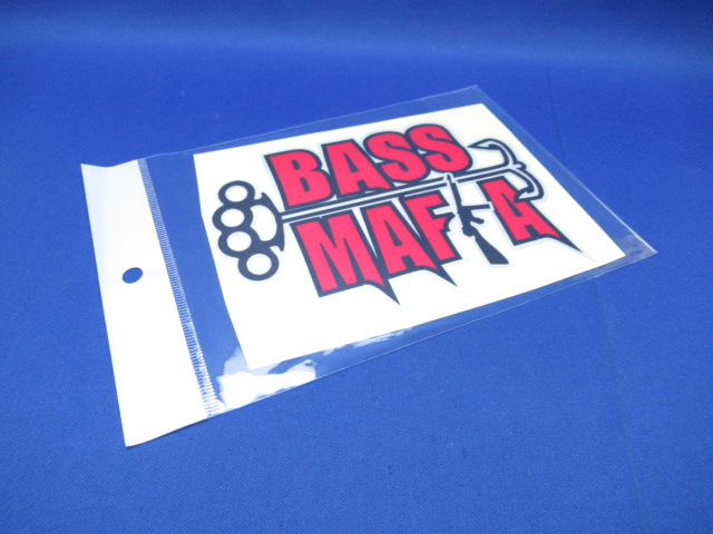 Bass Mafia Decal